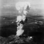 Atomwolke Hiroshima